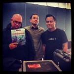 DJ Rhettmatic, Mark V, and DJ Icy Ice